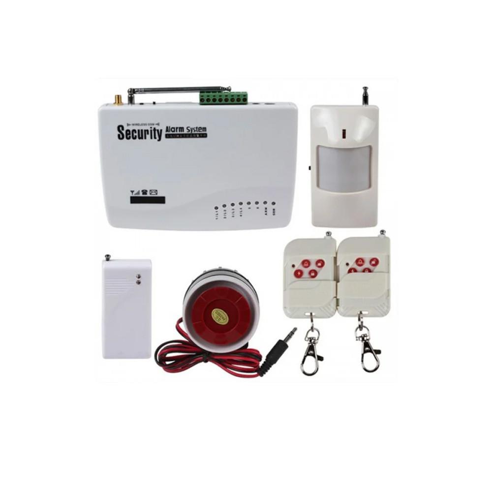 Сигнализация GSM Security Alarm System - фото 2