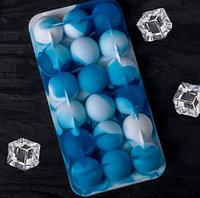 Форма для льда Шарики 20,6x10,3 см, h=2,4 см