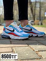 Кросс Nike 270 голубой, фото 1