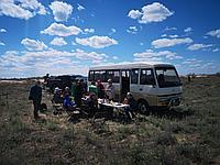 Микроавтобусы до 25 пассажиров 2WD и 4WD