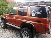 Джипы и Кроссоверы на 1-3 пассажира 4WD