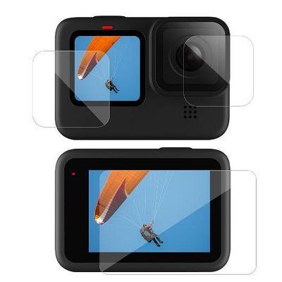 Защитное стекло TELESIN на экран GoPro HERO 9 Black