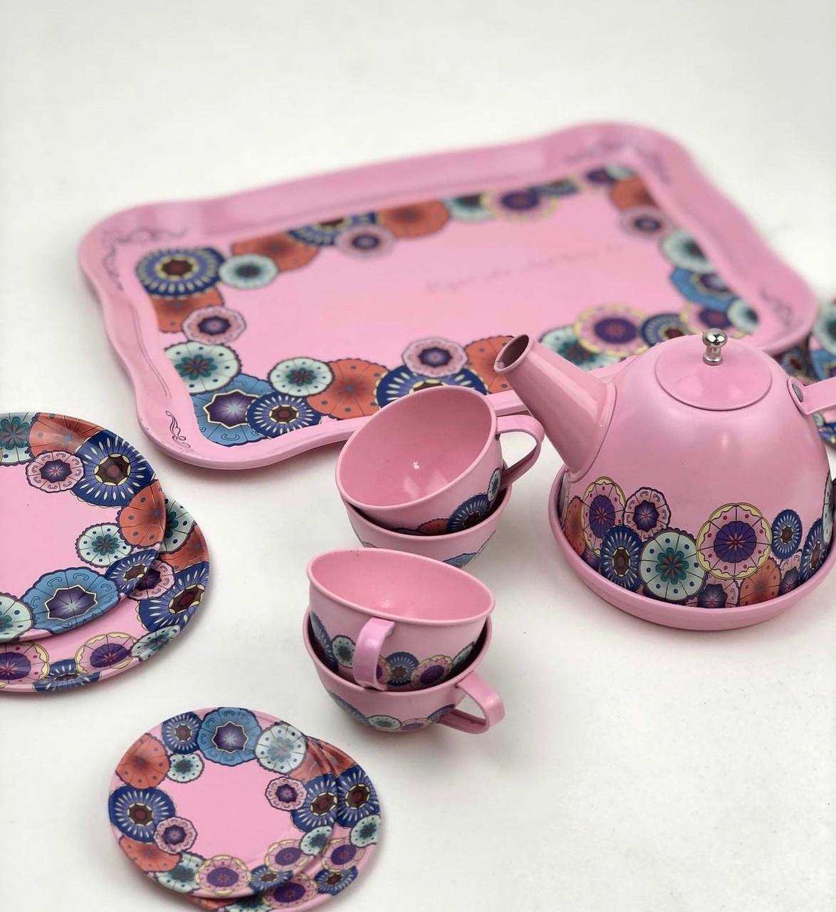 Металлическая посудка