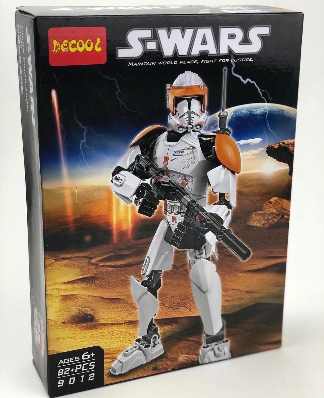 Фигурка конструктор Star  Wars