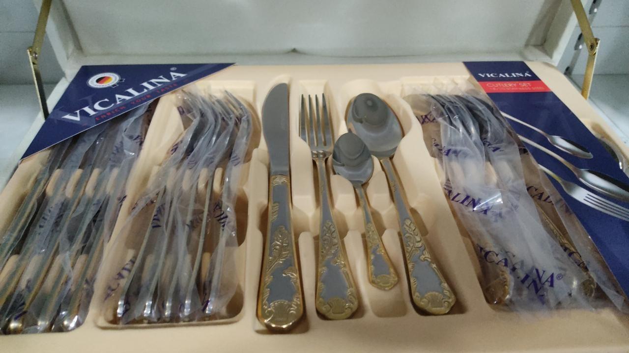 Набор столовых приборов Vicalina VL-477 48 предметов