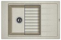 Кухонная мойка  Florentina Липси 780P Грей