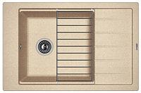 Кухонная мойка  Florentina Липси 780P Песочный