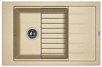 Кухонная мойка  Florentina Липси 780P Бежевый