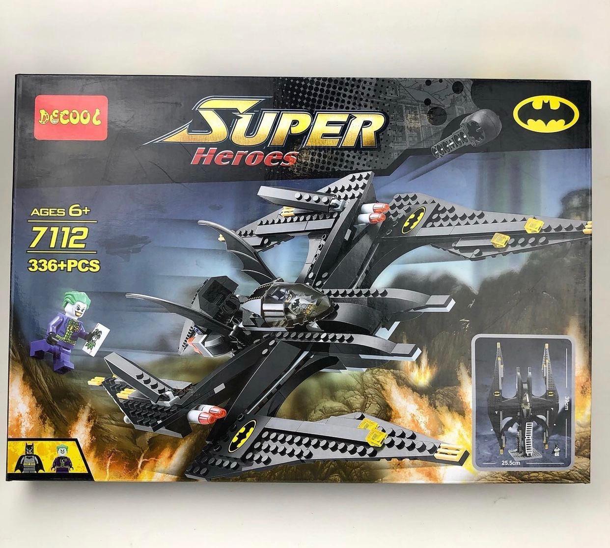 """Конструктор """"Super Heroes. Batman"""""""
