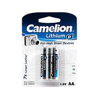 Батарейка CAMELION Lithium P7 FR6-BP2 2 шт. в блистере