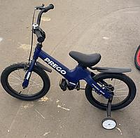 Детский двухколесный велосипед Prego 16 синий