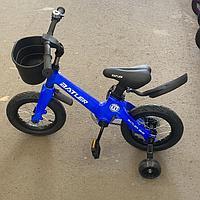 Детский двухколесный велосипед Batler bike 16 ярко синий