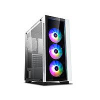 Компьютерный корпус Deepcool MATREXX 55 V3 ADD-RGB WH 3F без Б/П