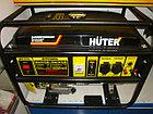 Портативный бензогенератор HUTER DY5000L 4 кВт, фото 2