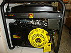 Бензиновый генератор Huter DY6500L, фото 4