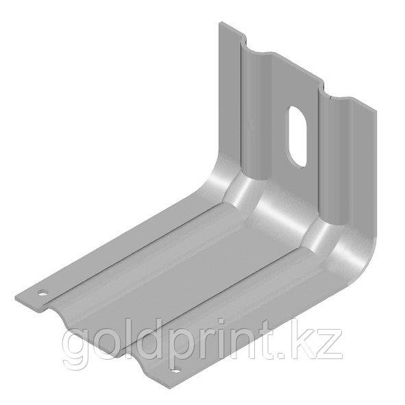Крепежный кронштейн межэтажный ККМ 80×120 2мм для вентилируемых фасадов