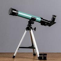 Телескоп настольный 'Астрономия' сменные линзы 20х-30х-40х