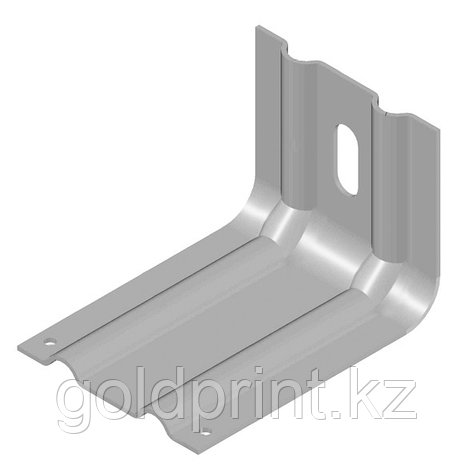 Крепежный кронштейн межэтажный ККМ 80×230 2мм для вентилируемых фасадов, фото 2