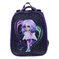 Рюкзак каркасный, Stavia, 38 х 30 х 16 см, для девочки, эргономичная спинка, 'Кукла ангел'