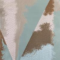 Ткань портьерная жаккард 3D 'Андреа' ширина 280 см, длина 10 м, пл. 330 г/м2