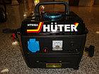 Бензиновый генератор Huter HT950A, фото 4