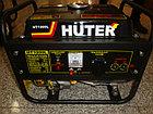 Генератор бензиновый HUTER HT1000L 1 КВТ, фото 2