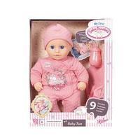 Кукла Baby Annabell Веселая малышка', 36 см, многофункциональная