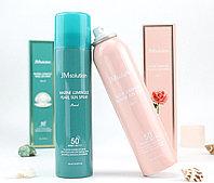 Солнцезащитные спреи бренда JMsolution Luminous Pearl Sun Spray и Glow Luminous Flower Sun Spray
