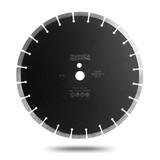 Диск по асфальту сегментный цвет черный 500 мм