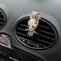 Украшение в дефлектор автомобиля 'Сова'