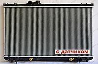 Радиатор охлаждения GERAT TY-153/1R Toyota Chaser, Cresta, Mark II gx100, Crown s150, s170