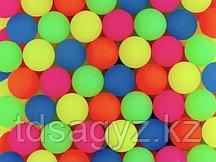 """Мячи 45 мм """"Неоновый шейк"""" (25 шт в уп)"""