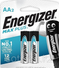 Элемент питания  Energizer MAX PLUS E91/AA BP2 - 2 штуки в блистре