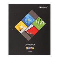 Тетрадь на кольцах А5, 120 листов в клетку 'Яркие цвета', обложка мелованный картон, блок офсет, со сменным