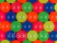 """Мячи 45 мм """"Неоновый блеск"""" (25 шт в уп)"""