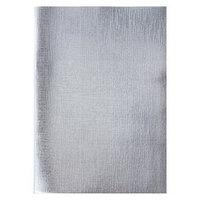 Тетрадь А4, 96 листов в клетку 'Серебро. METALLIC', бумвинил