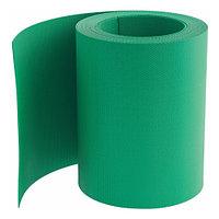 Лента бордюрная Palisad зеленая 15см*9 м