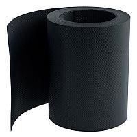 Лента бордюрная Palisad черная 15 см *9 м