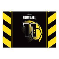 Накладка на стол пластиковая А3, Football Time, 430 х 290 мм, 550 мкм