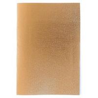 Тетрадь А4, 48 листов клетка 'Золото. METALLIC', бумвинил (комплект из 3 шт.)