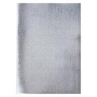 Тетрадь А4, 48 листов в клетку, 'Серебро. METALLIC', бумвинил (комплект из 3 шт.)