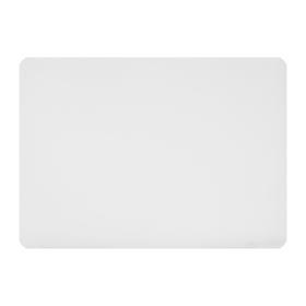 Накладка на стол, пластиковая, А4, 339 х 244 мм, КН-4 -5, 500 мкм, прозрачная (подходит для офиса) - фото 1
