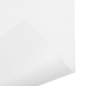 Накладка на стол, пластиковая, А4, 339 х 244 мм, КН-4 -5, 500 мкм, прозрачная (подходит для офиса) - фото 2