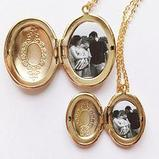 "Медальон на цепочке ""Звездочка"", фото 4"