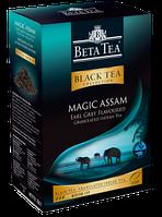 Черный чай Beta Magic Assam с ароматом бергамота 100 гр
