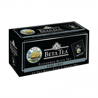 Чай Черный Beta Tea Earl Grey, Пакетированный