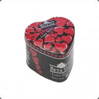Чай Черный Beta Tea, a Heart, Love Story, Ж/Б