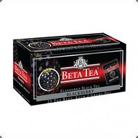 Чай Черный Beta Tea, Blackberry, Пакетированный