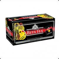 Чай Черный Beta Tea, Mixed Fruit, Пакетированный