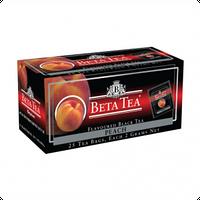 Чай Черный Beta Tea, Peach, Пакетированный